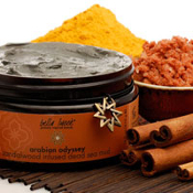 Sandalwood Infused Dead Sea Mud by Bella Lucce