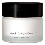 FACES by Brandi Vitamin C Night Cream