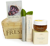 Farmhouse Fresh Beach Lip Gift Set