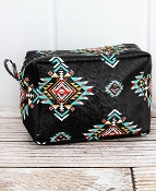 FACES NGIL AZTEC ZIPPERED BAG