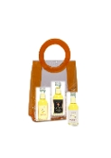 Farmhouse Fresh Travel Body Oil Trio Set in Bag